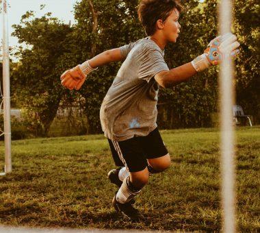 foto foot en fun kamp
