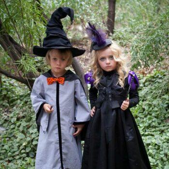 thema heksen en tovernaars juiste foto